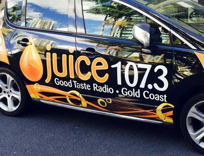 Juice 107.3 FM | Rebrand